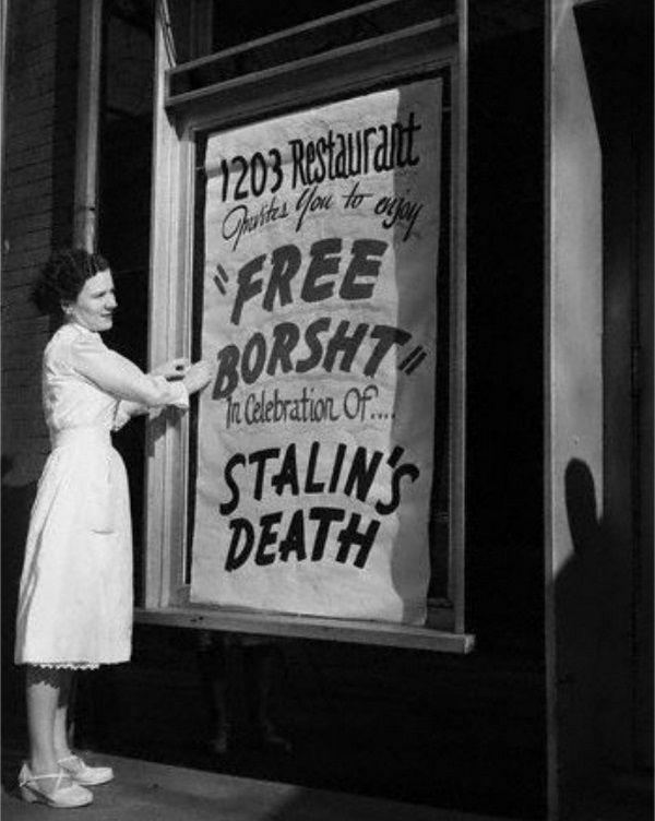 """""""Free Borsht"""""""