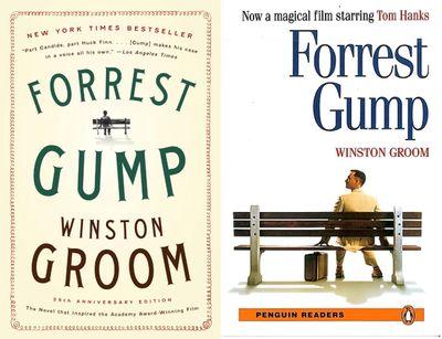 Winston Groom Forrest Gump Book