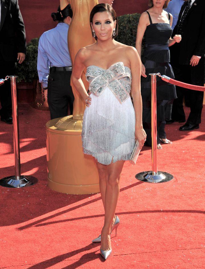 Eva Longoria, Emmy Awards, 2008