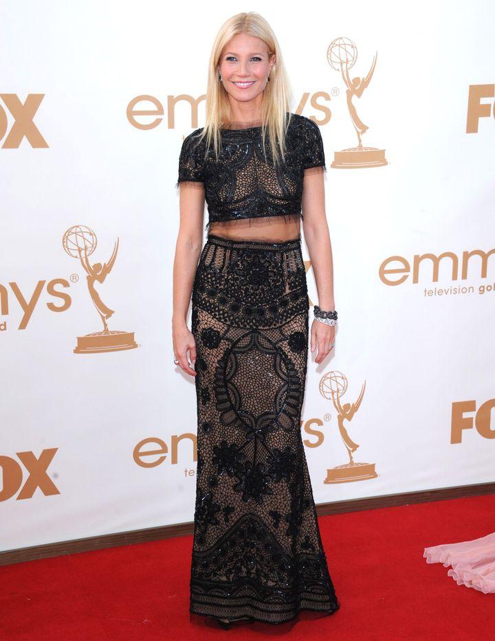 Gwyneth Paltrow, Emmy Awards, 2011