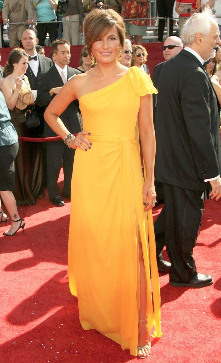 Mariska Hargitay, Emmy Awards, 2008