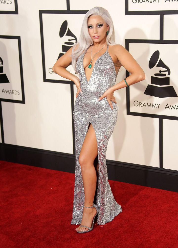 Lady Gaga, Grammy Awards, 2015