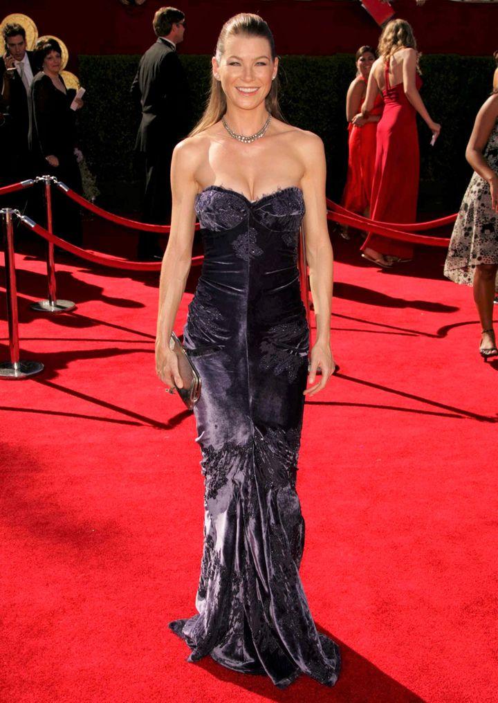 Ellen Pompeo, Emmy Awards, 2006