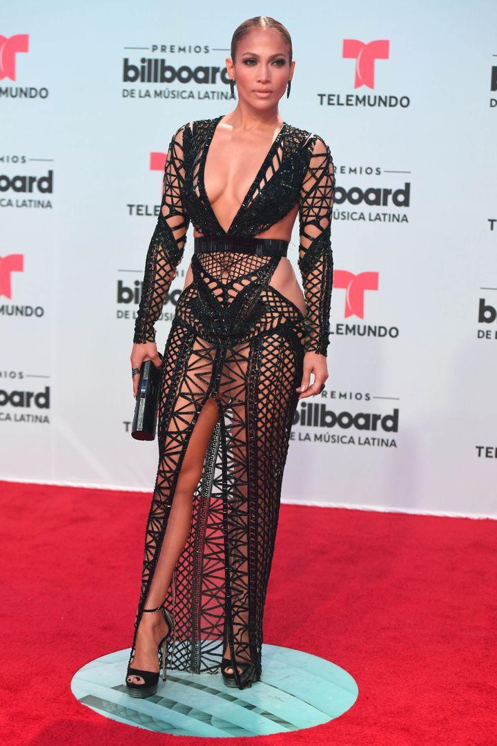 Jennifer Lopez, Billboard Awards, 2017