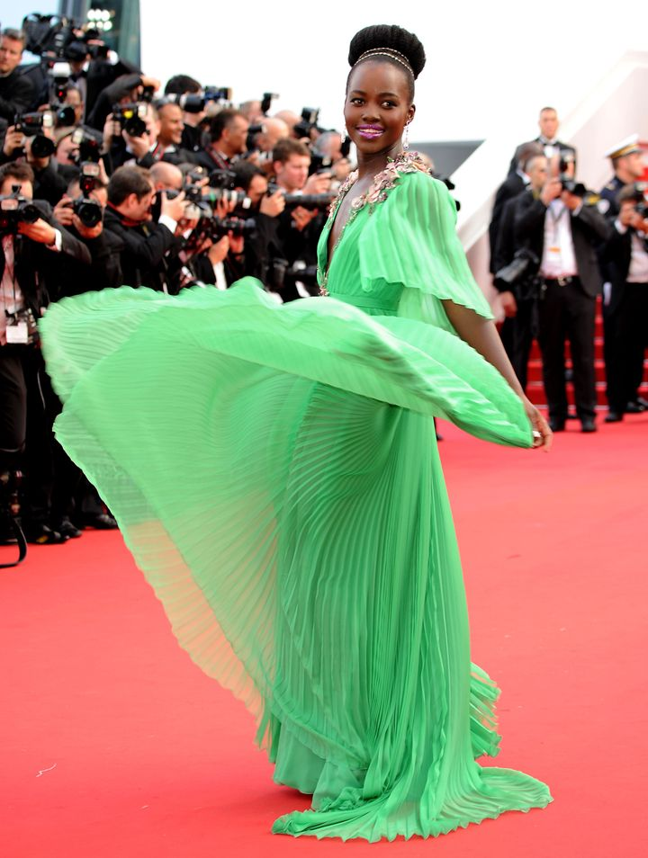 Lupita Nyong'o, Cannes Film Festival, 2015