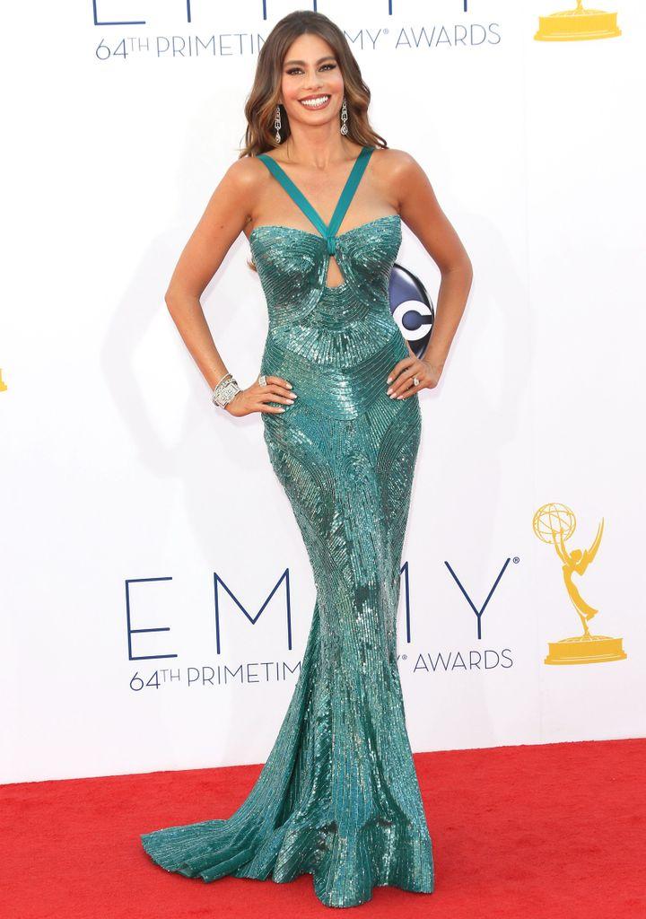 Sofia Vergara, Emmy Awards, 2012