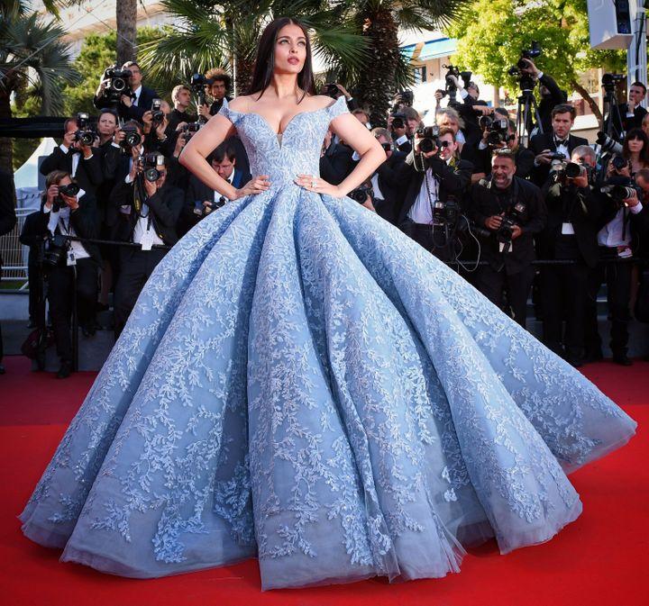Aishwarya Rai, Cannes Film Festival, 2017